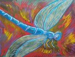 Chromatic Dragonfly